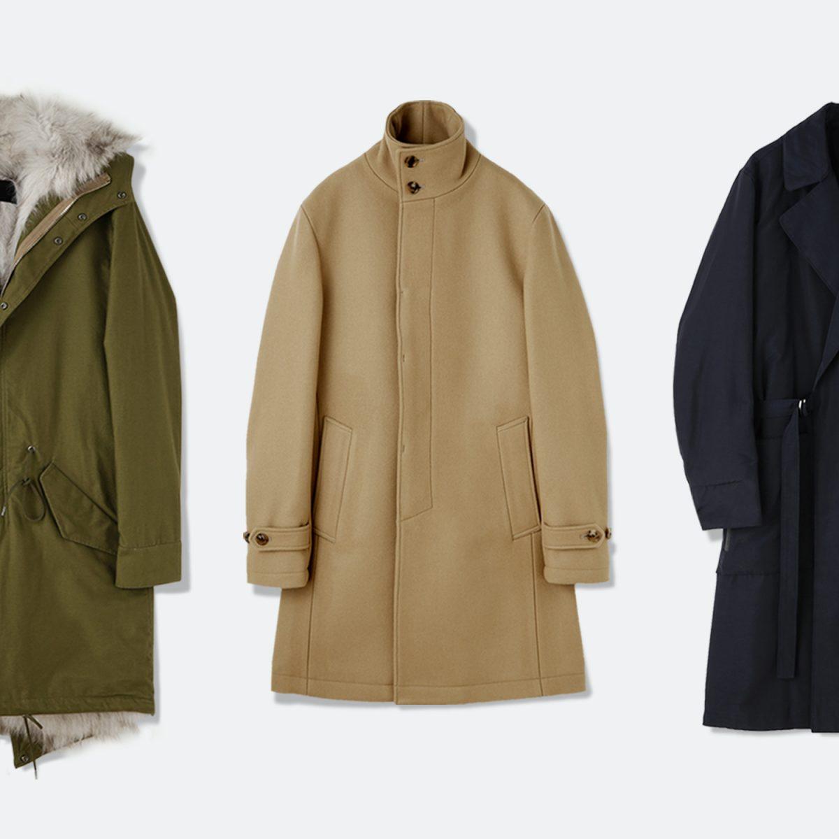 コートの種類