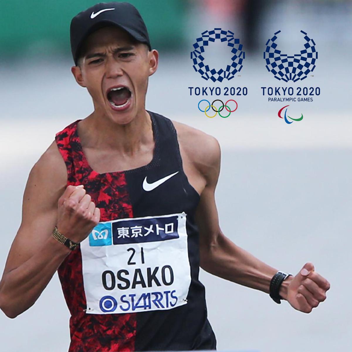大迫傑選手、オリンピック出場おめでとうございます!