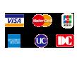 クレジット決済対応、代引無料・返品交換OK